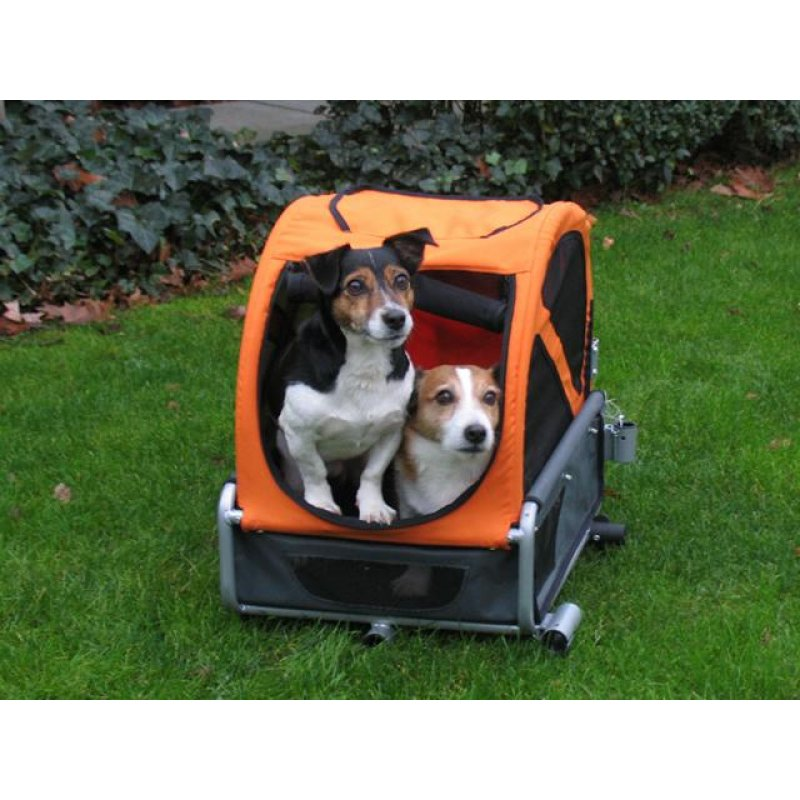doggyride hundeanh nger mini trailer fahrradanh nger. Black Bedroom Furniture Sets. Home Design Ideas